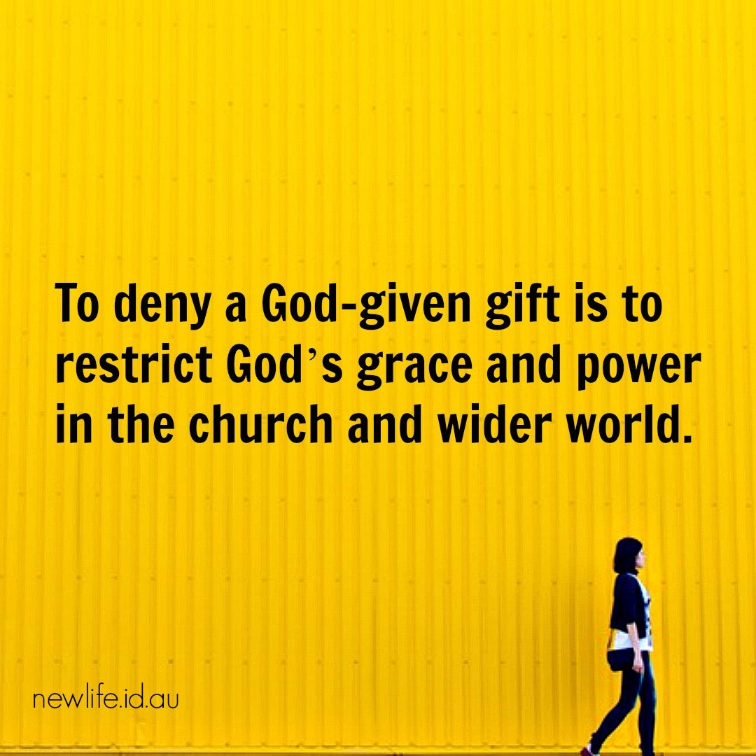 New Life quotations to share: God-given gift