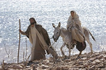 From Nazareth to Bethlehem