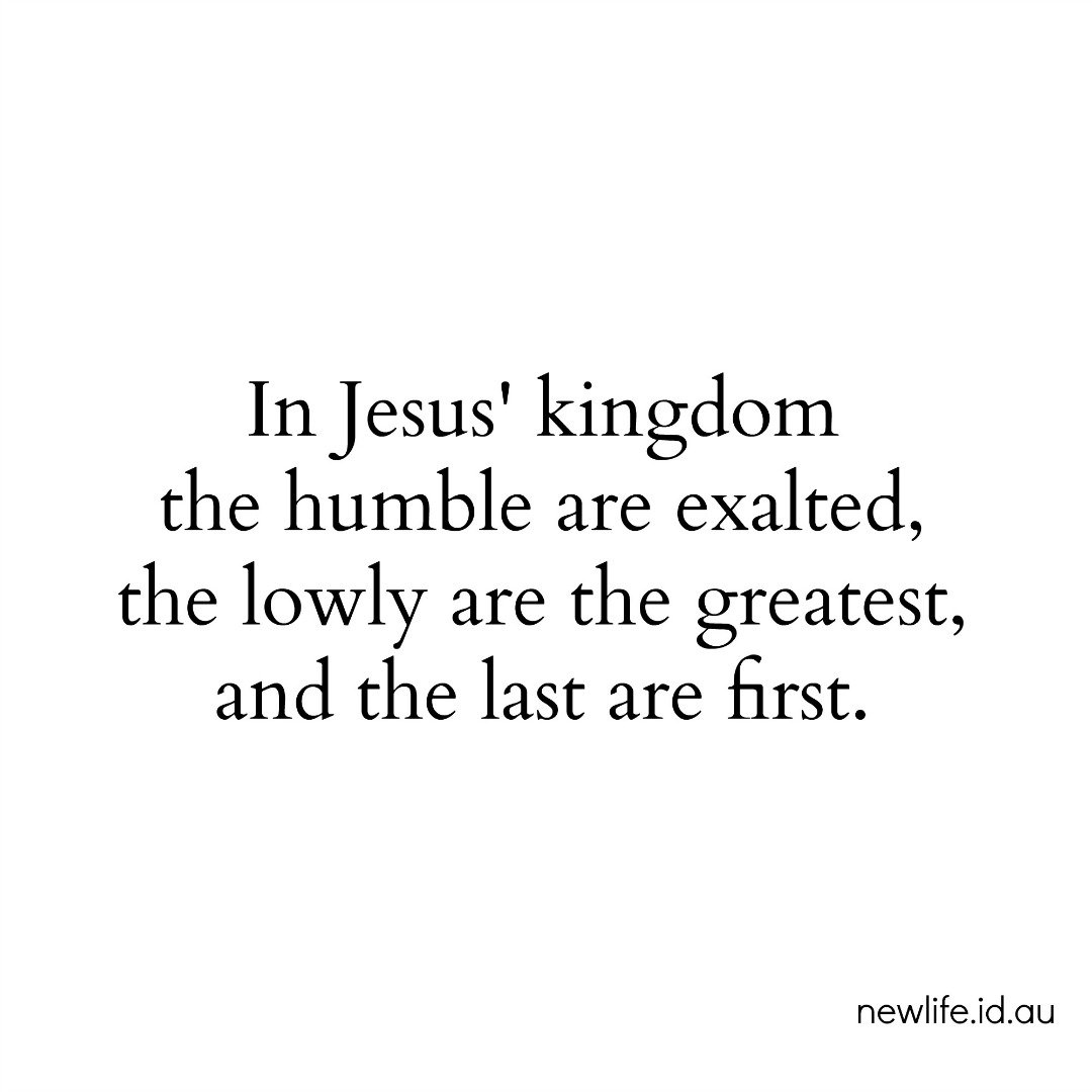 New Life quotations to share: In Jesus' Kingdom