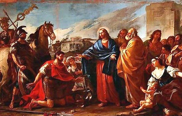 Jesus and the Court Official – John 4:43-54