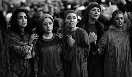 Jesus' female followers in Jerusalem