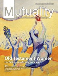 Mutuality Old Testament Women