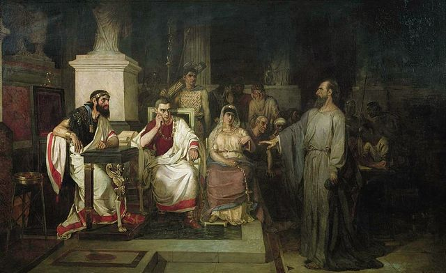 Wealthy Women in the Roman World and in the Church