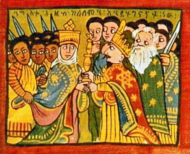 The queen of the South and 3 other powerful female rulers in the Bible