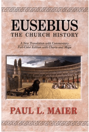 A Newer Translation of Eusebius' Church History