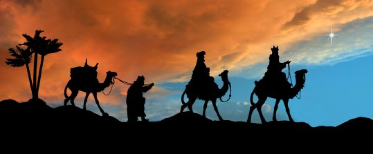 Who were the wise men (magi) from the east?